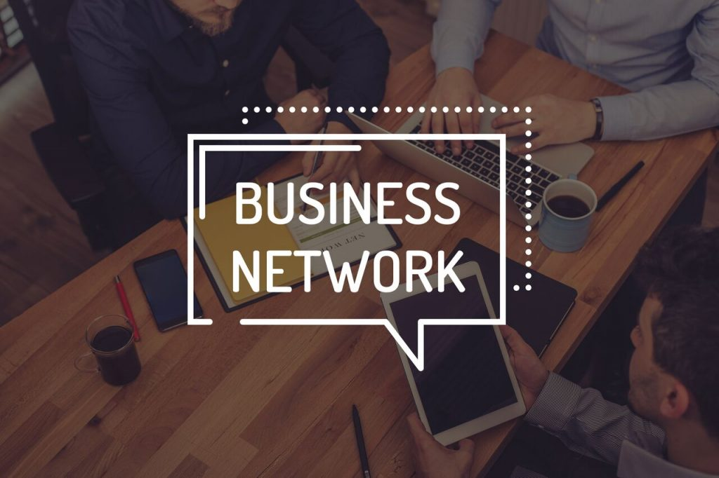 Network, Network With Entrepreneurs