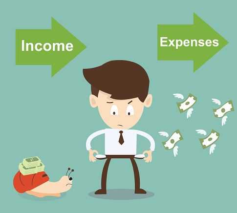 Stay Away from Unnecessary Expenses