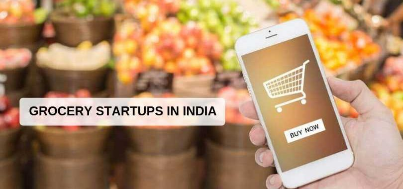 Grocery Startups In India