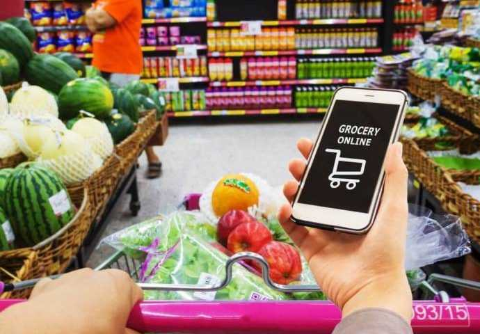Online Grocery Shops in India