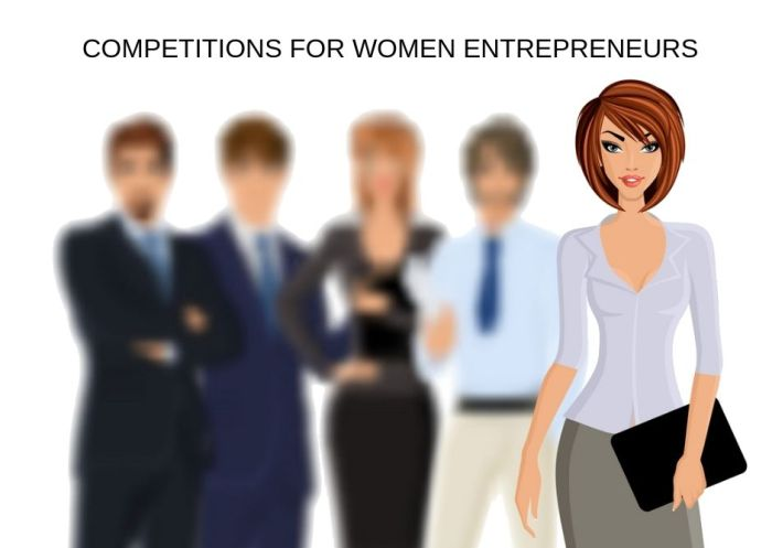 Competitions For Women Entrepreneurs