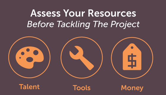 Assess your Resources